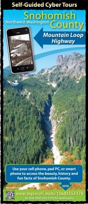 Mountain Loop Highway CyberTour