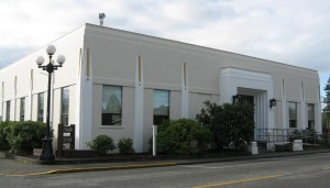Stanwood City Hall, 2012