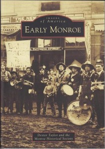 Early Monroe History book