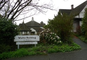 Waltz Building, Snohomish Washington
