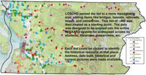 LOSCHO Historical Places Inventory